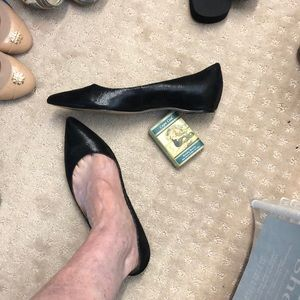 Ivanka Trump Black flat shoes